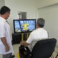 instructores en simulador